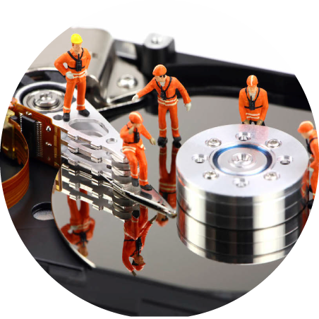 Geek Force Data Recovery Crew